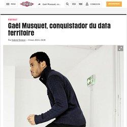 Gaël Musquet, conquistador du data territoire