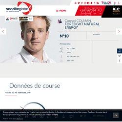 Conrad COLMAN - Vendée Globe 2016-2017