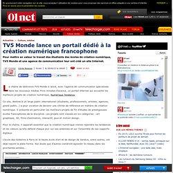 Un portail Web se consacre à la création numérique francophone