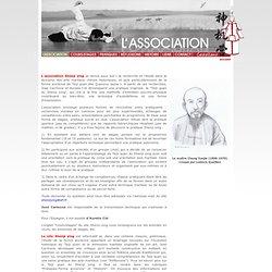 site consacréaux arts martiaux ainsi qu'aux pratiquesénergétiques de l'Asie. Tai chi chua