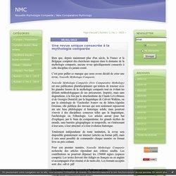 Une revue unique consacrée à la mythologie comparée : NMC