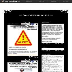 La comète ELENIN: Ils savent, se préparent et nous gardent dans la plus totale ignorance... (Consciencedupeuple2007)