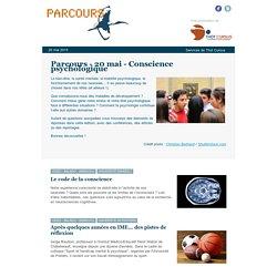 Parcours - 20 mai - Conscience psychologique