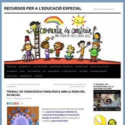 TREBALL DE CONSCIÈNCIA FONOLÒGICA AMB LA RODA DEL SO INICIAL