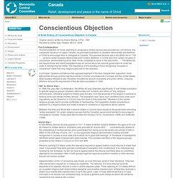 Mennonite Central Committee Canada