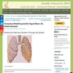 Conscious Breathing and the Vagus Nerve