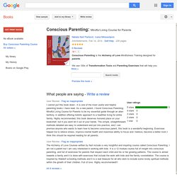 Conscious Parenting: Google Books Reviews
