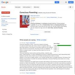 Conscious Parenting: Mindful Living Course for Parents - Nataša Nuit Pantović - Google Books