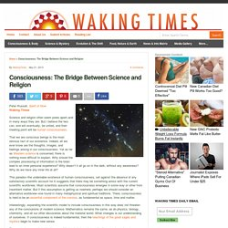 Consciousness: The Bridge Between Science and Religion