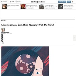 Consciousness: The Mind Messing With the Mind