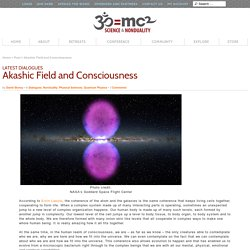 Akashic Field and Consciousness