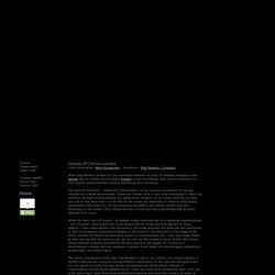 Islands of Consciousness - Code/Visualization: Mario Klingemann - Soundtrack: Oleg Marakov / Corpuscul