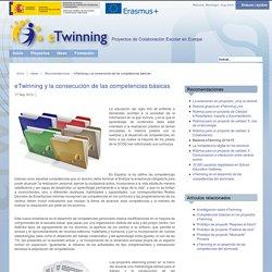 eTwinning y la consecución de las competencias básicas