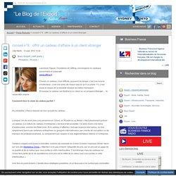 conseil n 9 offrir un cadeau d affaire à un client étranger - Business France - France