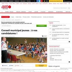 Conseil municipal jeunes : à vos candidatures !