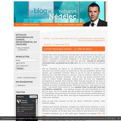 Conseil Municipal Jeunes : la ville se lance. : Le blog de Yohann Nédélec, Maire du Relecq-Kerhuon.