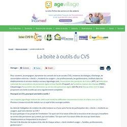 Boite à outils du CVS (Conseil de la vie sociale)