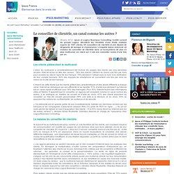 Etude ISPOS Logica 2011 - Le conseiller de clientèle, un canal comme les autres ?