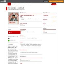 Mouhcine Merbouh - CV - Conseiller financier et comptable