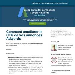19 conseils pour améliorer le CTR de vos annonces Adwords