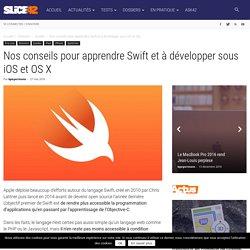 Nos conseils pour apprendre Swift et à développer sous iOS et OS X