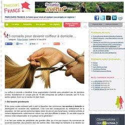 5 conseils pour devenir coiffeur à domicile… – PARCOURS FRANCE, le Salon pour vivre et réaliser vos projets en régions !
