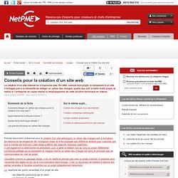 Conseils pour la rédaction du cahier des charges d'un site web - nouvelles technologies