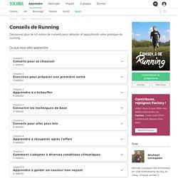 Conseils de Running