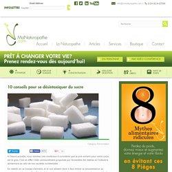 10 conseils pour se désintoxiquer du sucre