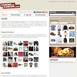 Blog mode, conseils mode homme et idées shopping