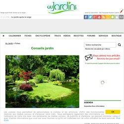 Conseils jardin