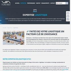 Les conseils e-logistiques de Viapost, filiale du Groupe La Poste
