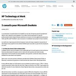 5-conseils-pour-Microsoft-OneNote - H-P