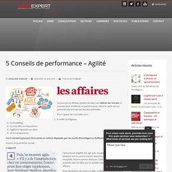 5 Conseils de performance - Agilité - DWBI Expert Inc.