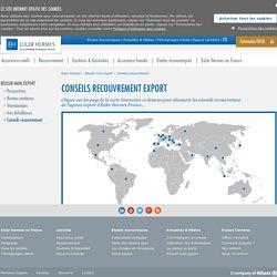 Conseils Recouvrement Export