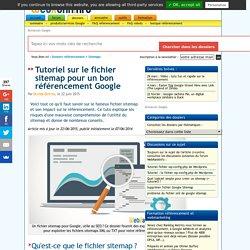 Conseils sur les fichiers sitemaps et le référencement (SEO)