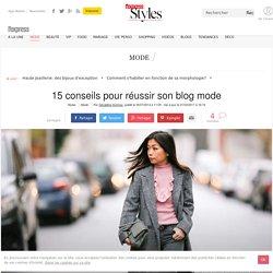 15 conseils pour réussir son blog mode, par Géraldine Dormoy de Café Mode - L'Express Styles