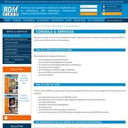 Conseils & services