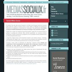 Conseils Médias Sociaux