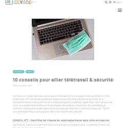 10 conseils pour allier télétravail & sécurité - TELMO