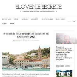 9 conseils pour réussir ses vacances en Croatie