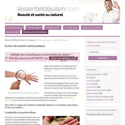 Eczema : des conseils vraiment pratiques