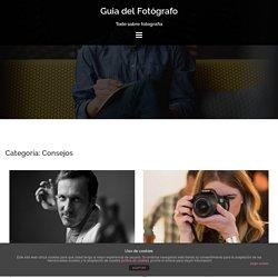 Consejos archivos - Guia del Fotógrafo