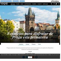 8 consejos para disfrutar de Praga esta primavera