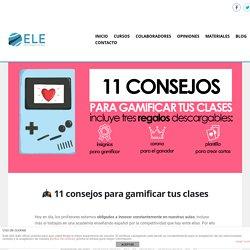 □ 11 consejos para gamificar tus clases
