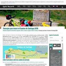 Consejos para hacer el Camino de Santiago 2016. - España Fascinante
