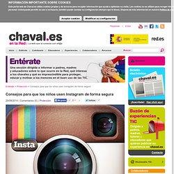 Consejos para que los niños usen Instagram de forma segura