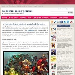 Neoverso: 10 Consejos de Joe Madureira para los Dibujantes.