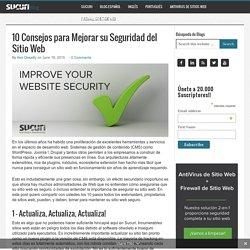 10 Consejos para Mejorar su Seguridad del Sitio Web