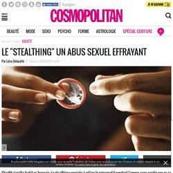 Le stealthing : l'acte d'enlever le préservatif sans consentement - Cosmopolitan.fr